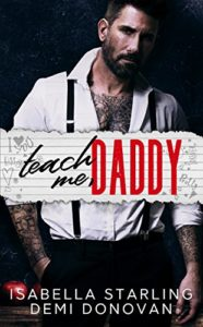 Teach Me Daddy cover