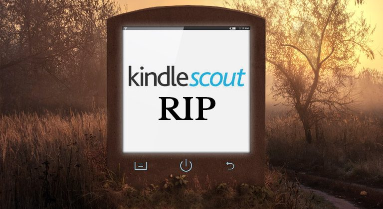 RIP Kindle Scout
