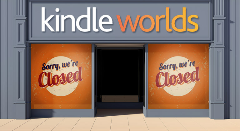 Kindle Worlds Closed