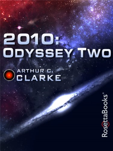 2010: Odyssey Two cover