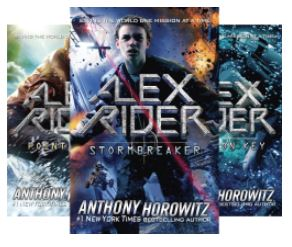 The Alex Rider Series by Anthony Horowitz
