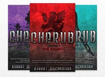 The Cherub Series by Robert Muchamore