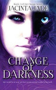 Change of Darkness by Jacinta Jade