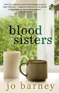 Blood Sisters by Jo Barney