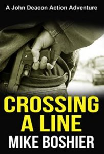 Crossing a Line by Mike Boshier