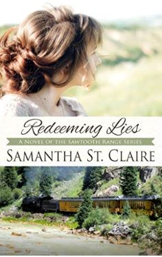 Redeeming Lies by Samantha St. Claire