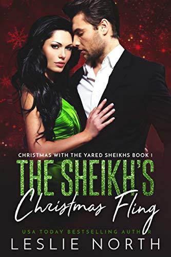 The Sheikh's Christmas FlingbyLeslie North