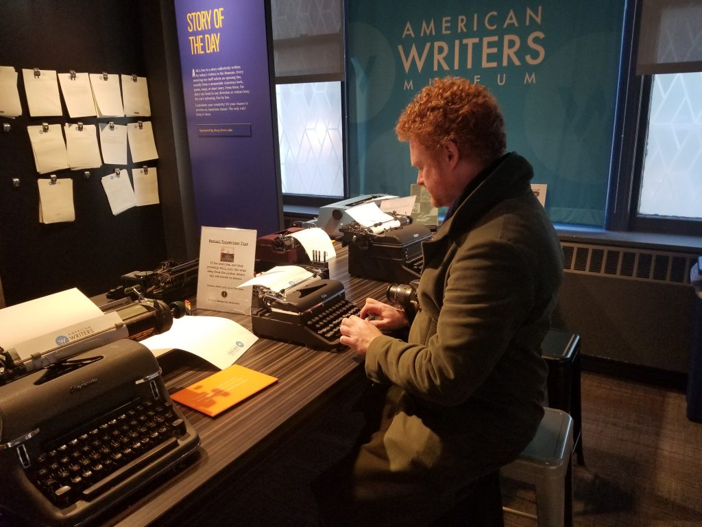 American Writer's Museum