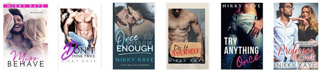 Nikky Kaye Books