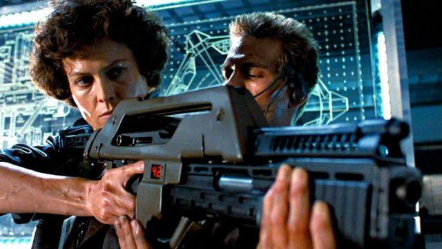 Ripley from Aliens