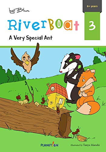 A Very Special Ant by Ingo Blum, illustrated by Tanya Maneki