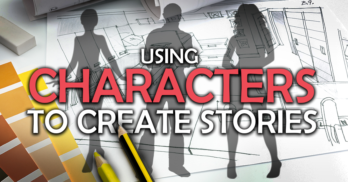Using Characters to Complete Stories Hidden Gems Blog Author Post
