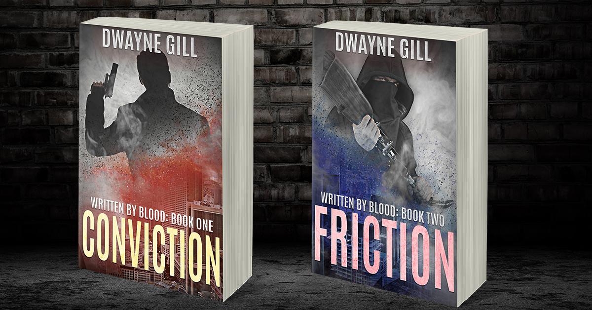 Dwayne Gill Books
