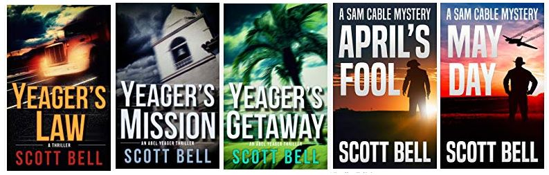 Scott Bell Author
