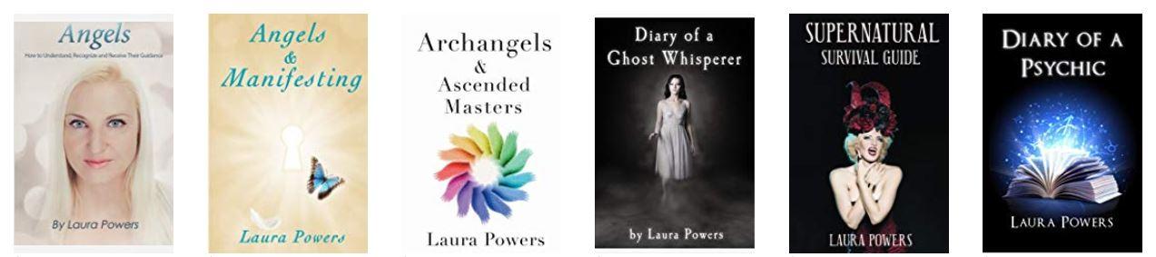 Laura Powers books