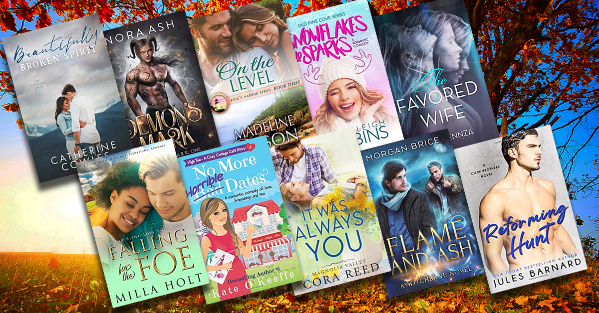 fall romance books