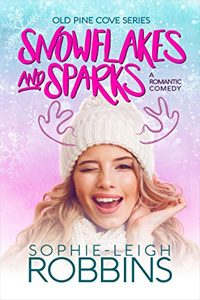 Snowflakes and Sparks bySophie-Leigh Robbins