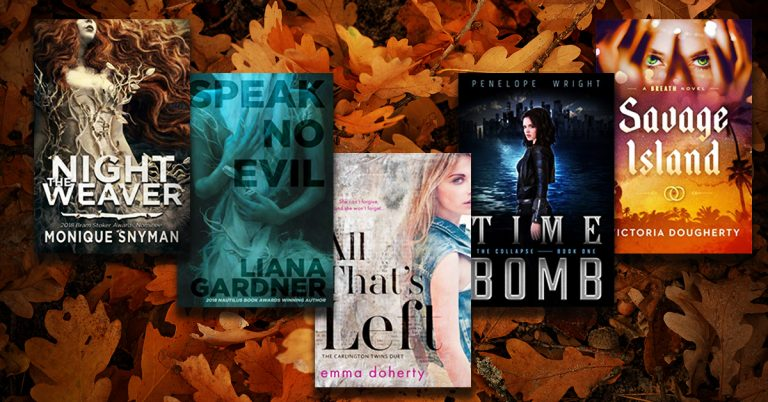 young adult fall books