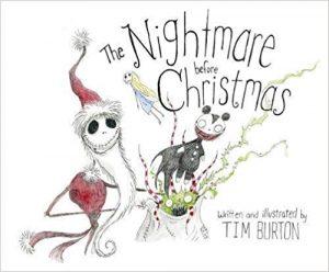 The Nightmare Before Christmas: 20th Anniversary Edition by Tim Burton