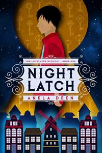 Night Latch by Anela Deen