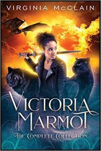 Victoria Marmot: The Complete Series by Virginia McClain