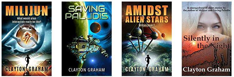 Clayton Graham Author