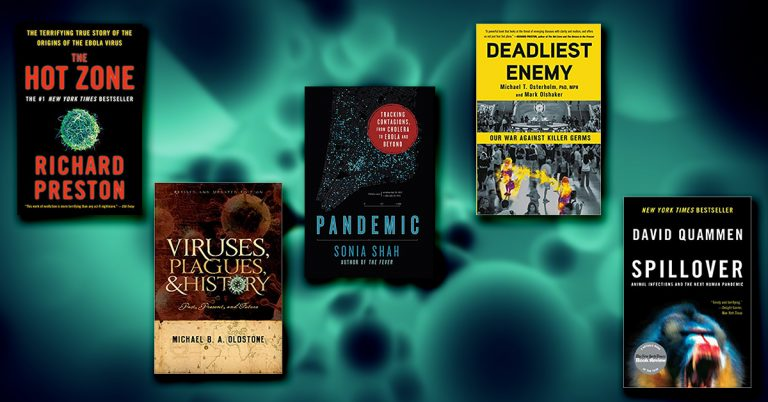 infectious books