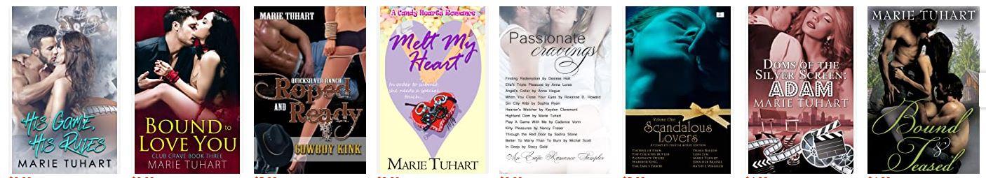 Marie Tuhart more books