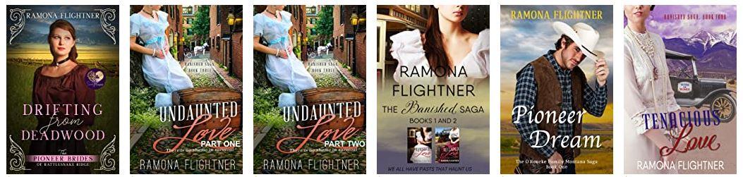 Ramona Flightner Books
