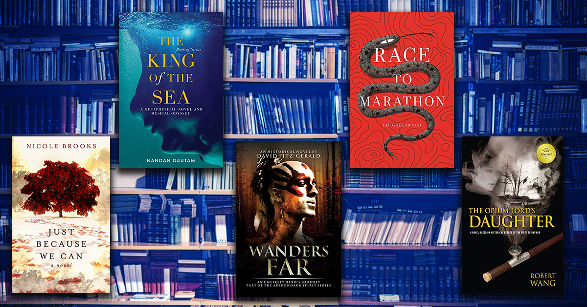 5 great fiction books