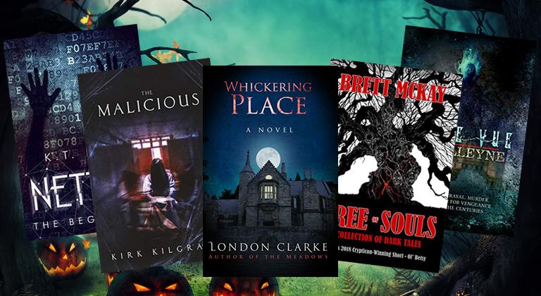 5 horror novels