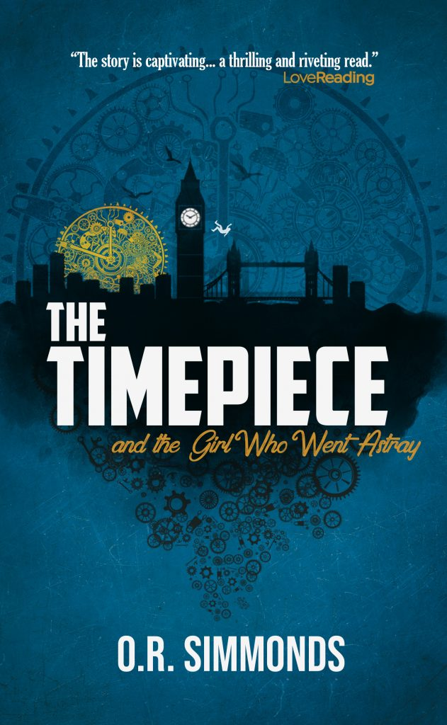 The Timepiece and the Girl Who Went Astray